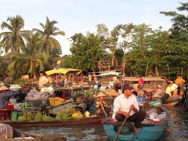 Mekong Small Group Trip from HCM City Photos