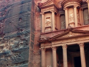 Petra One Day Tour Photos