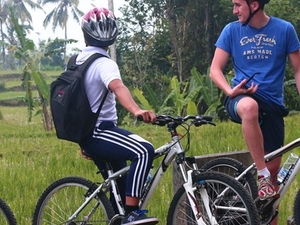 Bali Downhill Cultural Cycling Tour Fotos