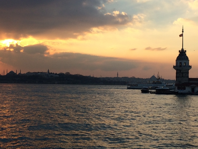 Istanbul Two Continents and Backstreets Photos