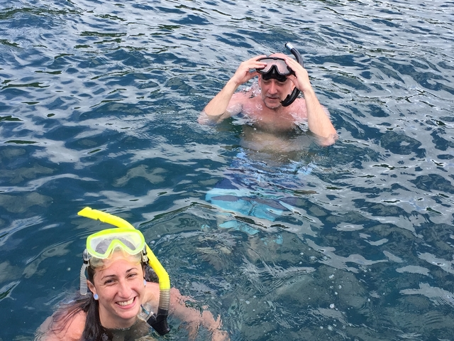Half Day Charter and Snorkeling Photos
