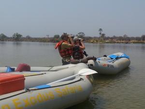 Canoeing Tour