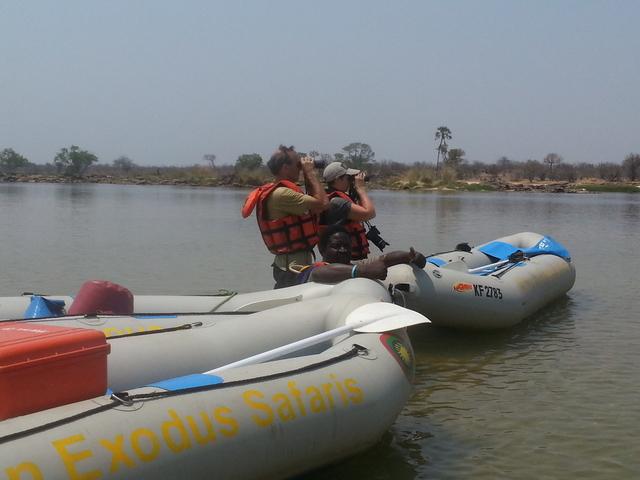Canoeing Tour Photos