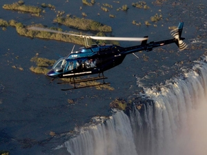 7 Victoria Falls: 3 Countries from 1 Hotel Photos