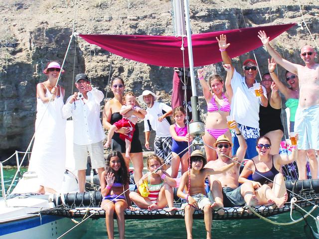 Kayak & Snorkel by Catamaran in Loreto Photos