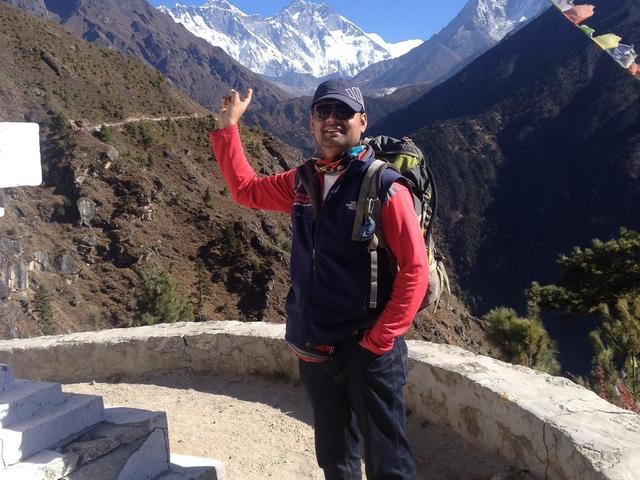 Everest Base Camp and Island Peak Climbing Photos
