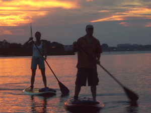 Guided Stand Up Paddle Board Adventure Fotos