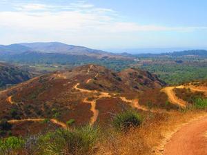 Guided Mountain Biking Tour Fotos