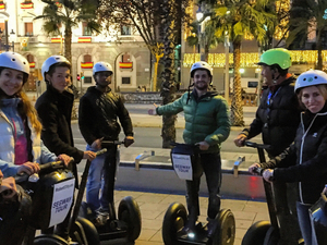 Barcelona Segway Night Private Tour Photos