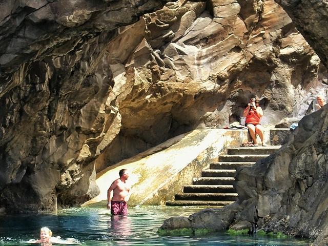 Vulcanic Lava Pools & UNESCO Enchanted Terraces Photos