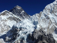 Everest Himalayan Range View From Kalapathar