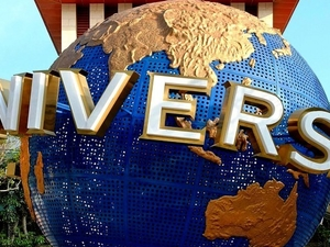 Universal Studios Singapore E Tickets