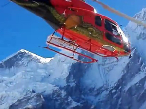 Everest Base Camp Trek and Fly Back by Helicopter Fotos