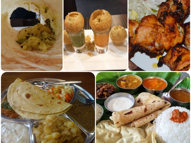Spice & North Indian Food Tour Photos