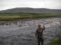 Tenkara Fishing Upper River Tees