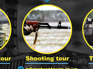 Adventure Tours in Ukraine Fotos