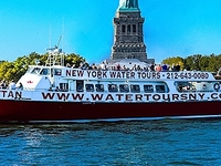 New York Water Tours: Liberty Cruise