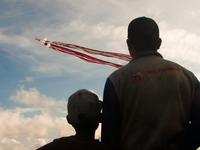 Bali Pantai Mertasari Kites