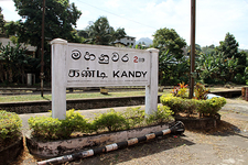 Welcome To Kandy