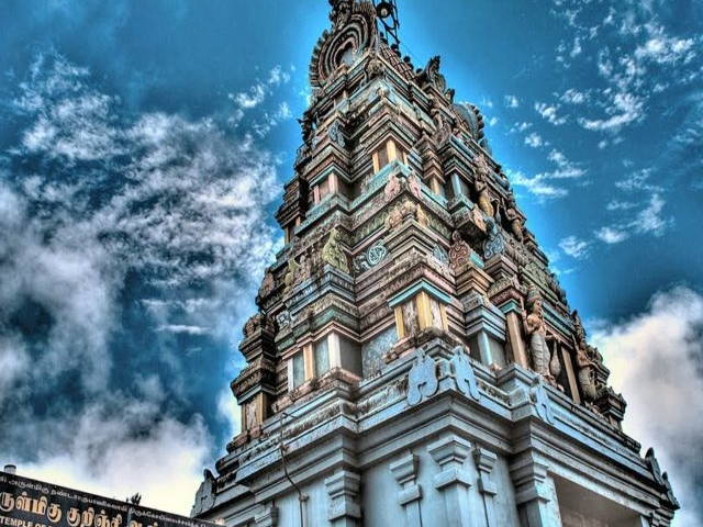 Temple Tour - Tamil Nadu Photos
