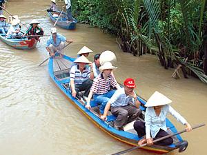 Mekong Delta Small Group Photos