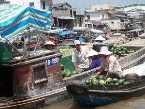 Mekong Delta - Cai Be Village Small Group Photos
