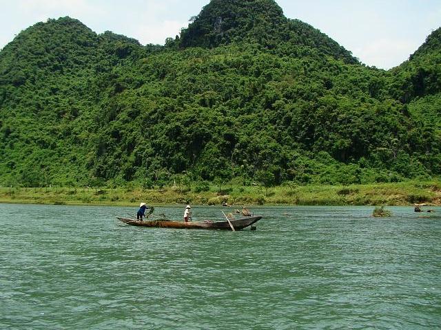 Ke Bang - Phong Nha Cave Photos