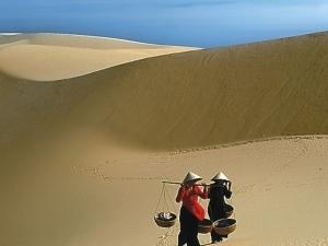 Mui Ne Sand Dunes Tour Photos