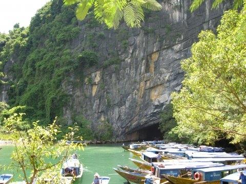 Phong Nha Ke Bang National Park - Chay River Photos