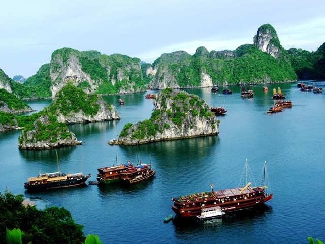 Discover Vietnam & Cambodia Photos