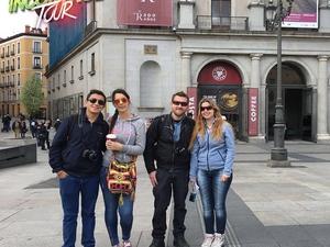Tour Gratis - Madrid de los Austrias Fotos