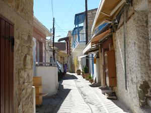 Omodos Village, Kelephos Bridge - Optional Easy Walk