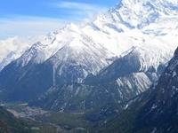 Around Annapurna Mountain Bike Trip