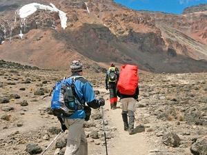 Kilimanjaro Climbing Photos