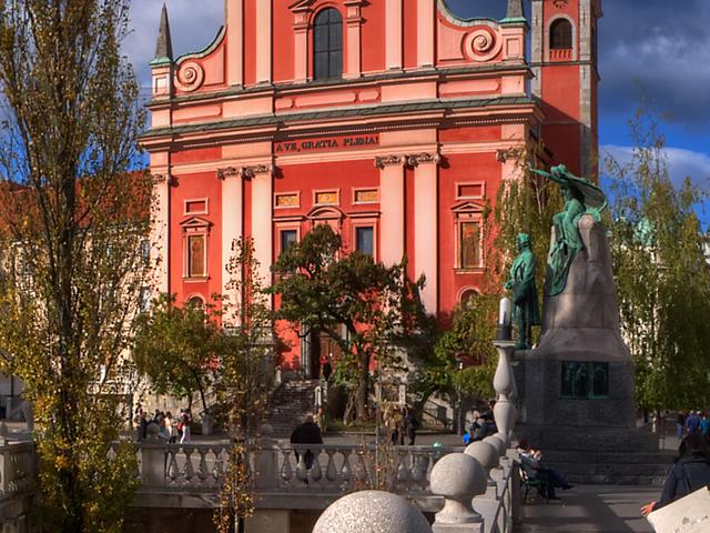 Must-See Ljubljana Walking Tour Photos