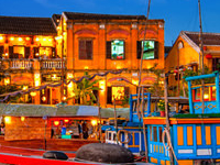 Danang Airport to Hoian by Private Car
