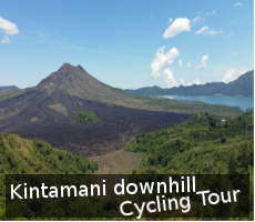 Kintamani Downhill Cycling Tour Fotos