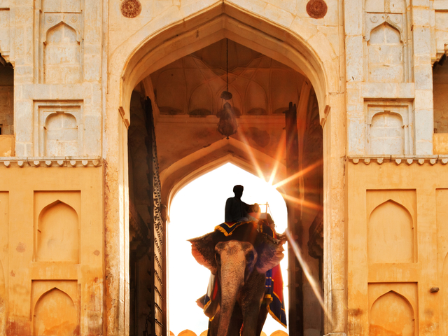 The Golden Triangle with Udaipur and the City of Bollywood Photos