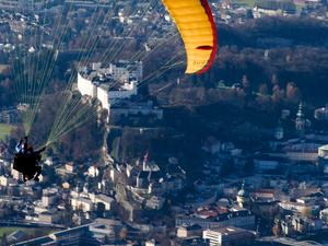 Tandem Paragliding Fotos