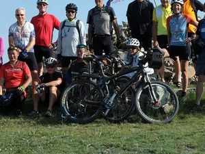 Nomadic Mongolia Cycling Tour Photos