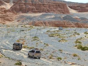 Gobi and Beyond Jeep Tour Fotos