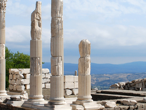 Gallipoli, Troy, Pergamon, Pamukkale, Ephesus Tour Photos