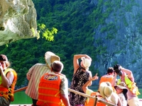 Halong Bay Day Cruise From Hanoi Including Lunch Kayaking And Cave