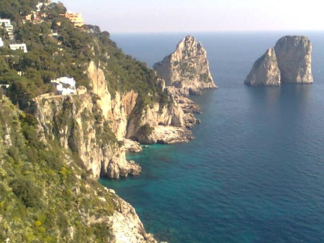 Capri Island Tour Photos