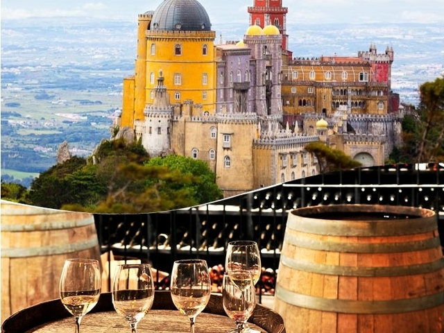 Fascinating Sintra-Cascais with Wine Tasting Tour Photos