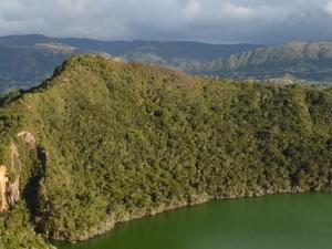Guatavita Lagoon Express Tour