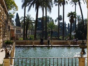 Ruta Juego de Tronos en el Alcázar de Sevilla Fotos