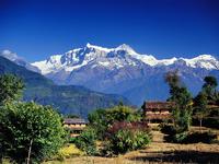 Nepal Village Trekking, Annapurna Himalaya