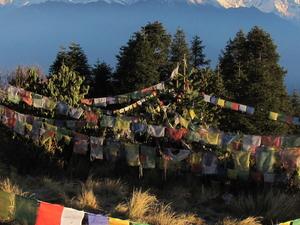 Annapurna Dhaulagiri Panorama Trek Fotos