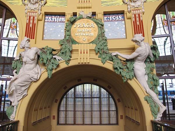 Cubism and Art Nouveau Private Tour Photos